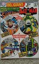 WORLD'S FINEST #161 VF- 7.5 DC 11/1966 SUPERMAN & BATMAN