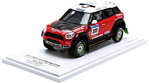 Mini All4 Racing #305 Dakar Race 2011 1:43 Model TRUE SCALE MINIATURES | Magasiner