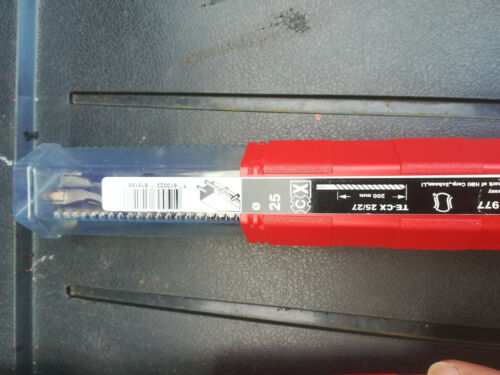 24 25mm TE-CX 22 20 18 Hilti Any Size SDS+ Hammer Drill Bit: 14