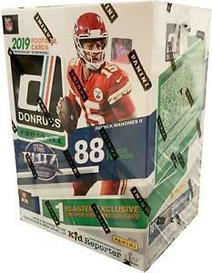 2019 Donruss Football Factory Sealed 11 Pack Blaster Box - Fanatics Exclusive