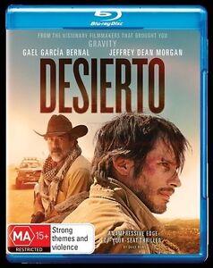 Desierto-Blu-ray-2017-terrific-Condition-Jeffrey-Dean-Morgan