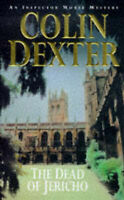 The Dead of Jericho - Colin Dexter - Paperback Book - Very Good Condition