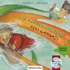 Der Farbenverdreher. Kinderbuch Deutsch-Türkisch von Ulrike Rylance (2010, Kunststoffeinband)
