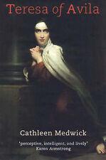 Teresa of Avila, Medwick, Cathleen, New Book