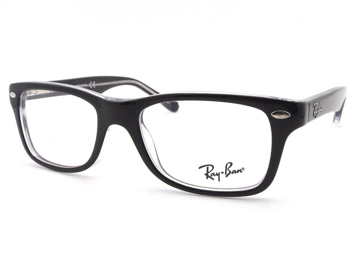 52217539b5 Ray Ban Junior RY 1531 Eyeglasses 3529 Black for sale online