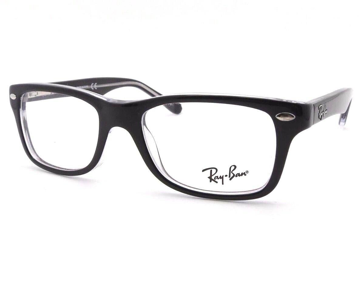 52217539b5 Ray Ban Junior RY 1531 Eyeglasses 3529 Black for sale online