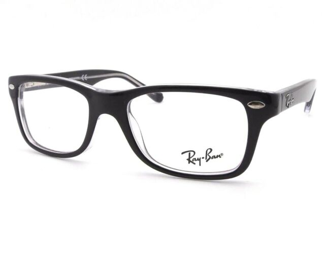 95f0774ac3 Ray Ban Kids RB 1531 Black Transparent 3529 New Authentic Children s