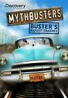 Mythbusters Buster's Biggest Crashes 0018713589972 DVD Region 1