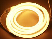 1-15m Neue Neon Led Lichtband Leuchte Flexibel Diffus Soft Licht 230v Ip65, A+, A+