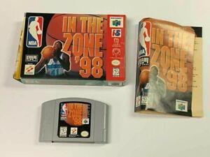 Nintendo-64-In-The-Zone-98-Game