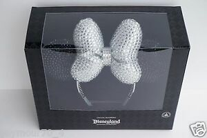 ad0bc38213358 NEW Disneyland Diamond Celebration 60th Minnie Mouse Crystal ...