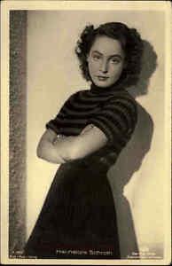 Schauspielerin-Kino-Theater-Film-Foto-Verlag-Nr-3455-1-Portraet-Hannelore-Schroth