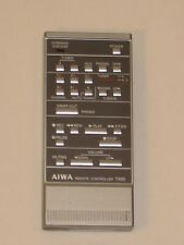 Vintage Aiwa Remote Control T300 for R series mini systems - Parts or Repair