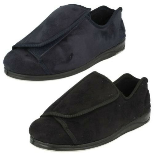 Peter Large Hommes Extra Padders Pantoufles Pied 8TgZTqXxw0