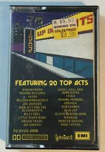 RARE-039-1982-UP-IN-LIGHTS-039-Cassette-Tape-Music-COMPILATION-TESTED-Various-Artists