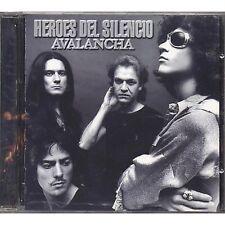 HEROES DEL SILENCIO - Avalancha - CD 1995 USATO BUONE CONDIZIONI