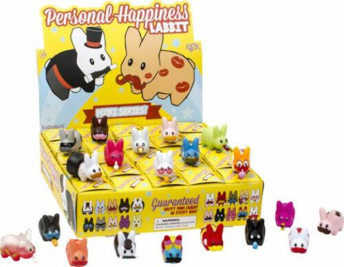 Felicità personale LABBIT 18 variazioni tra cui scegliere NUOVI E IMBUSTATI senza scatola