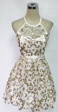 WINDSOR White Homecoming Prom Party Dress 9 -$85 NWT