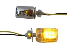 Small Mini LED Indicators- Monkeybike Monkey Motor Bike Dax Custom