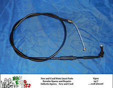 MOTO GUZZI   CALIFORNIA EV / JACKAL (98-01)  THROTTLE CABLE - PART No: 03117830