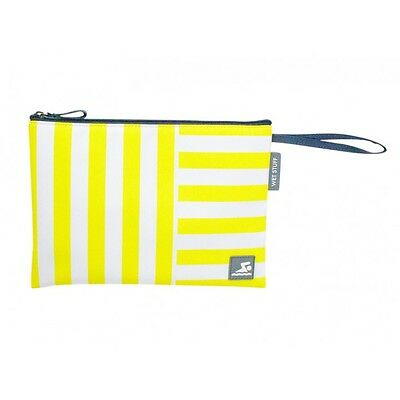Wet Stuff Purse Travel Bag Laundry Nappy Yellow Annabel Trends Brand New Gift