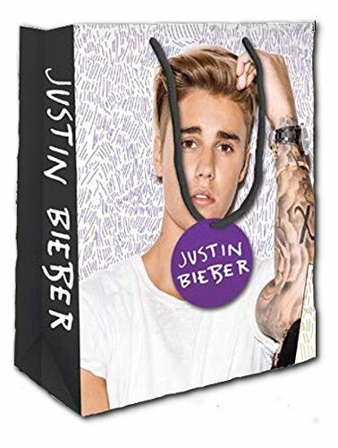 Official Justin Bieber Birthday Card Selection NEW