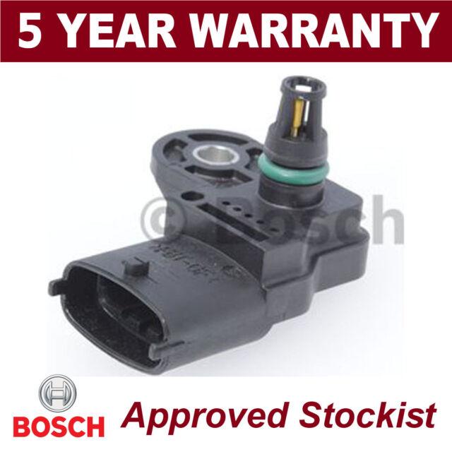 Bosch 0281002680 Pressure and Temperature Sensor