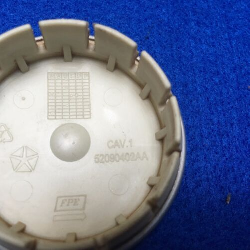ONE OEM 2005-10 Jeep Liberty Compass Cherokee Machined Center Cap 52090402 9037