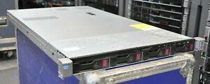 HP DL360p Gen8 G8 2x E5-2650L v2 1.70Ghz 10-Core XEON 64GB RAM 4x 3TB SAS HD