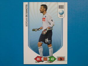 Card-Calciatori-Panini-Adrenalyn-2010-11-2011-n-197-Morgan-De-Sanctis-Napoli