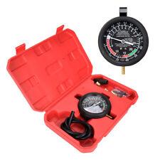 Car Fuel Pump Amp Vacuum Tester Accurate Engine Carburetor Valve Gauge Tool Set