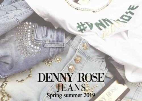 Denny Jeans Rose Primavera Disponibile 2019 911nd26002 B4fwdqf