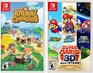 Super-Mario-3D-All-Stars-and-Animal-Crossing-New-Horizons-Nintendo-Switch