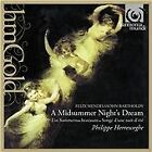 Felix Mendelssohn - Mendelssohn: A Midsummer Night's Dream (2012)