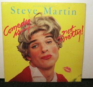STEVE MARTIN COMEDY IS NOT PRETTY (VG+) HS-3392 LP VINYL RECORD