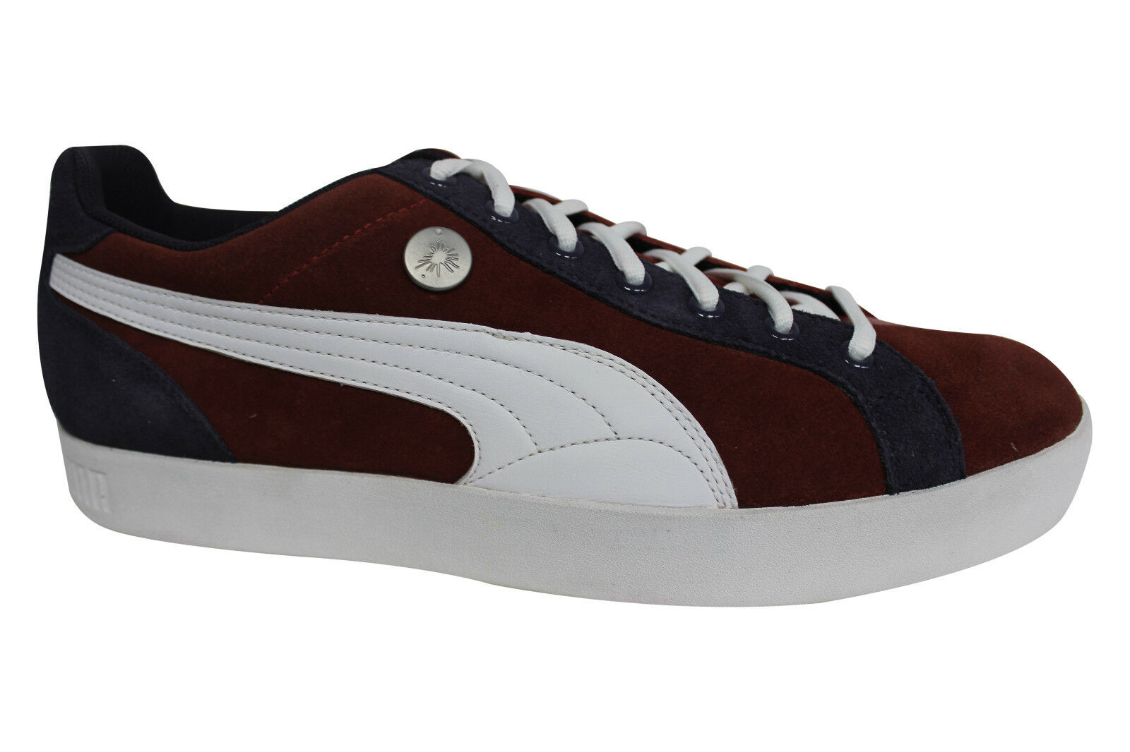 Puma Mihara Yasuhiro MY 33 Brown Lace Up Mens Trainers 346358 02 U26 best-selling model of the brand