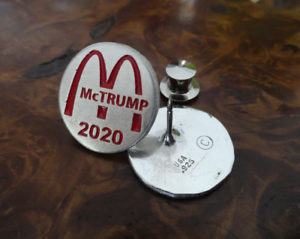 Gunther-Grant-Mc-TRUMP-2020-sterling-silver-lapel-hat-pin-USA-a