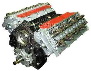 Reman 03 08 Chrysler Dodge 5 7 Hemi Long Block Engine Ebay
