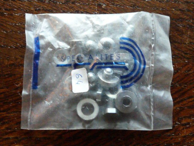 TA Chainring Specialites  Criterium  Bolts For Double Vintage Bike NOS