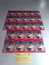 *****Gabriel Rodriguez*****  Lot of 24 cards / Baseball