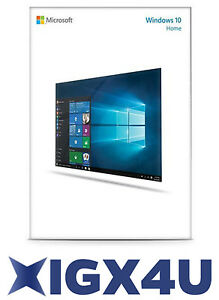 Microsoft Windows 10 Home 32/64 Bits OEM Product Key ...