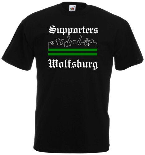 Wolfsburg Herren T-Shirt Supporters Ultras