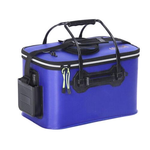 9D3E EVA Multipurpose Accessories Fishing Folding Bucket Durable Collapsible