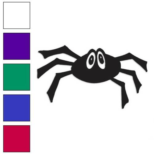 Cute Spider Decal Sticker Choose Color Size #654