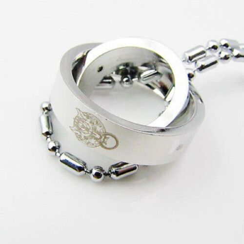 Final Fantasy cloud woft ring necklace y