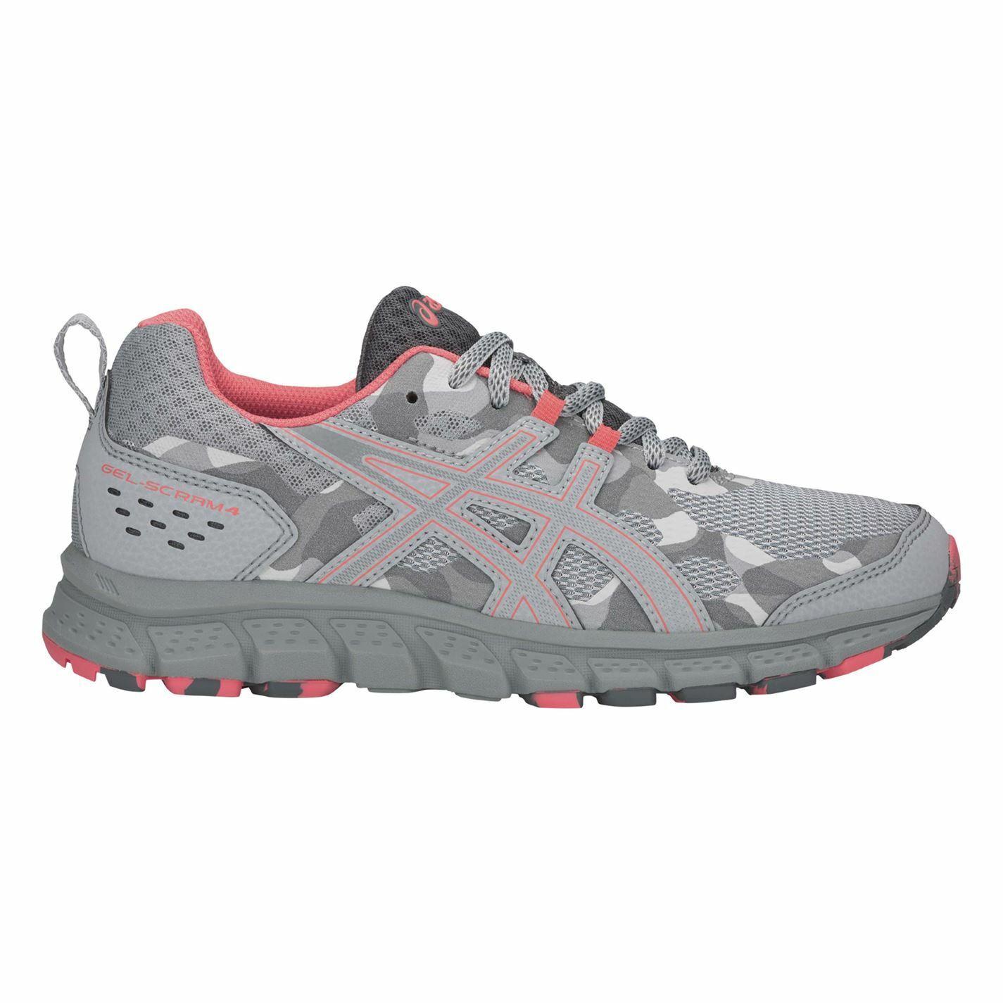 Asics Womens Gel Scram 4 Trail Running shoes