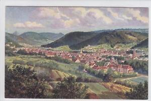 AK-Lahr-i-B-Schwarzwald-Kunst-AK-1920
