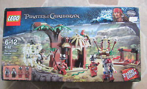 Lego Pirates des Caraïbes 4182 Échapper aux cannibales New & Ovp!