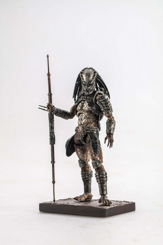 Hiya Toys L0018 Predator 2 Guardian Predator Assortmant 1 18 Figure PVC Collecti