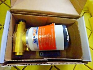 SEAFLO 8GPM 30LPM Self priming Centrifugal Impeller Bilge Pumps Marine RV